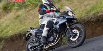 BMW F 700 GS Motorcycle Review