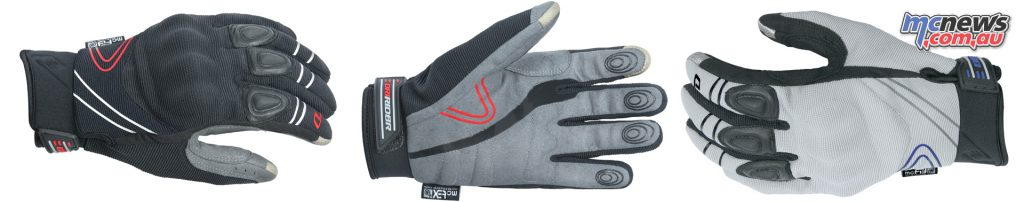 Dririder's new Fluid winter glove
