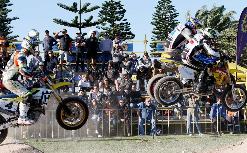 FIM Oceania Supermoto Championship Supplementary Regulations released