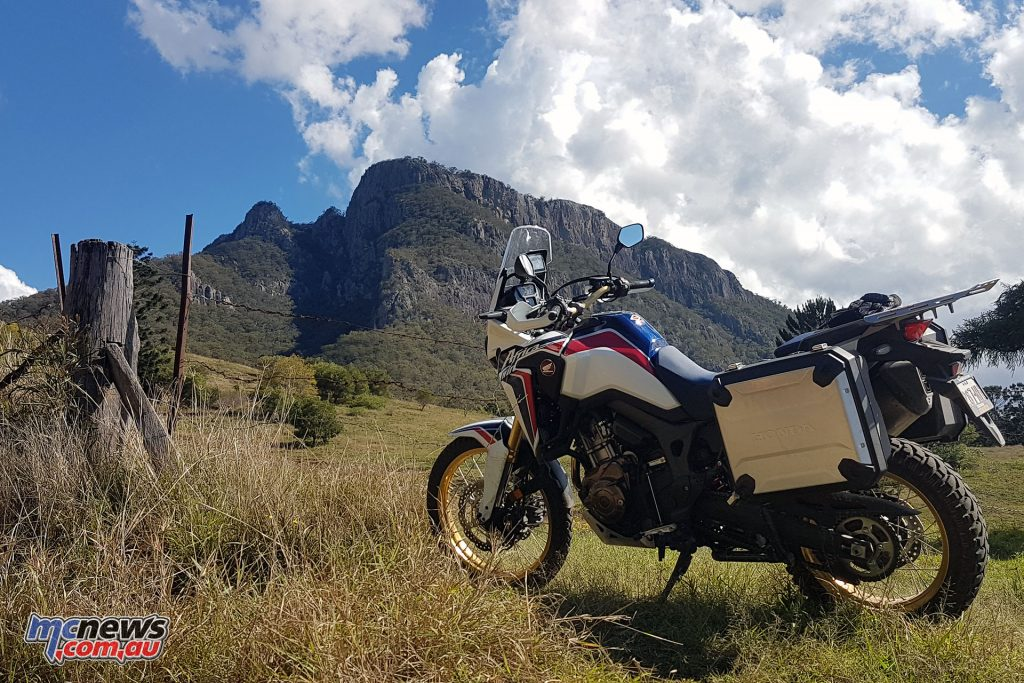 The Africa Twin has been a joy to own and has replaced the VFR for everyday duties