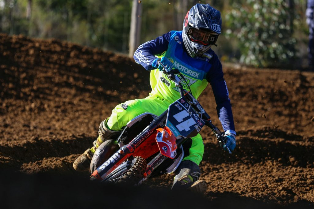 Egan Mastin took the overall win at Nowra