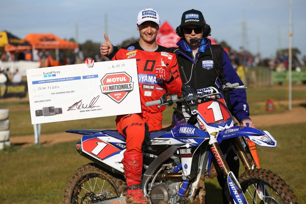 GoPro Superpole victory for Dean Ferris