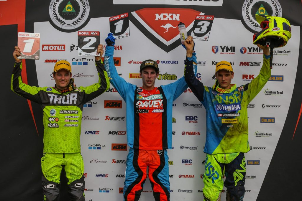 MX2 Podium - Port Macquarie