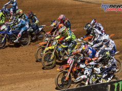 Jeremy Seewer and the MX2 field