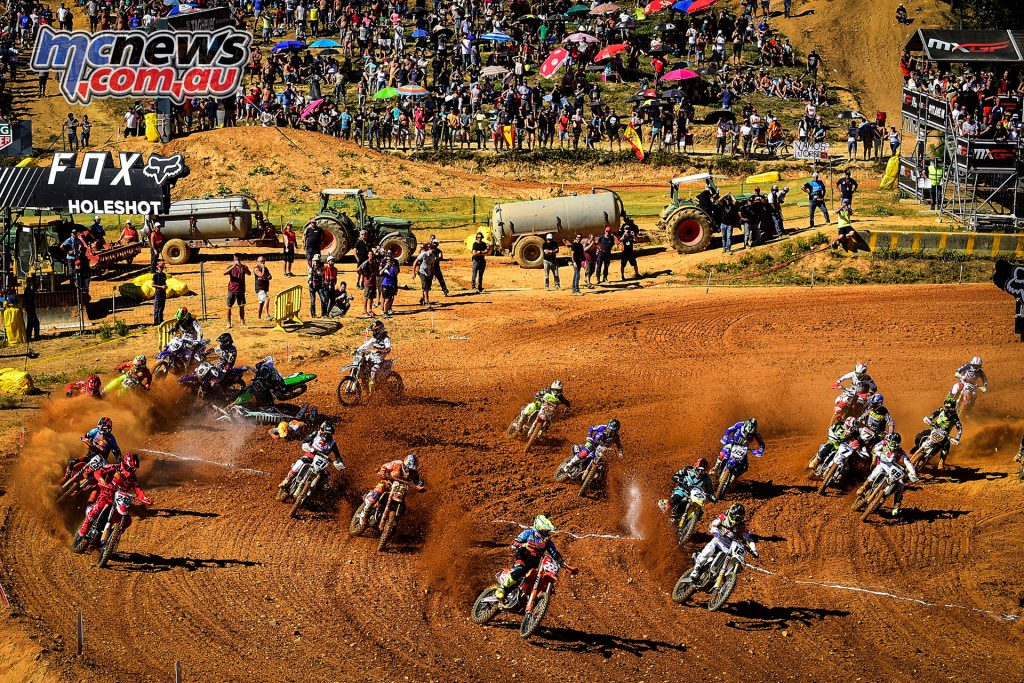 MXGP Round 12 in Portugal saw hot conditions and a tricky track challenge all involved
