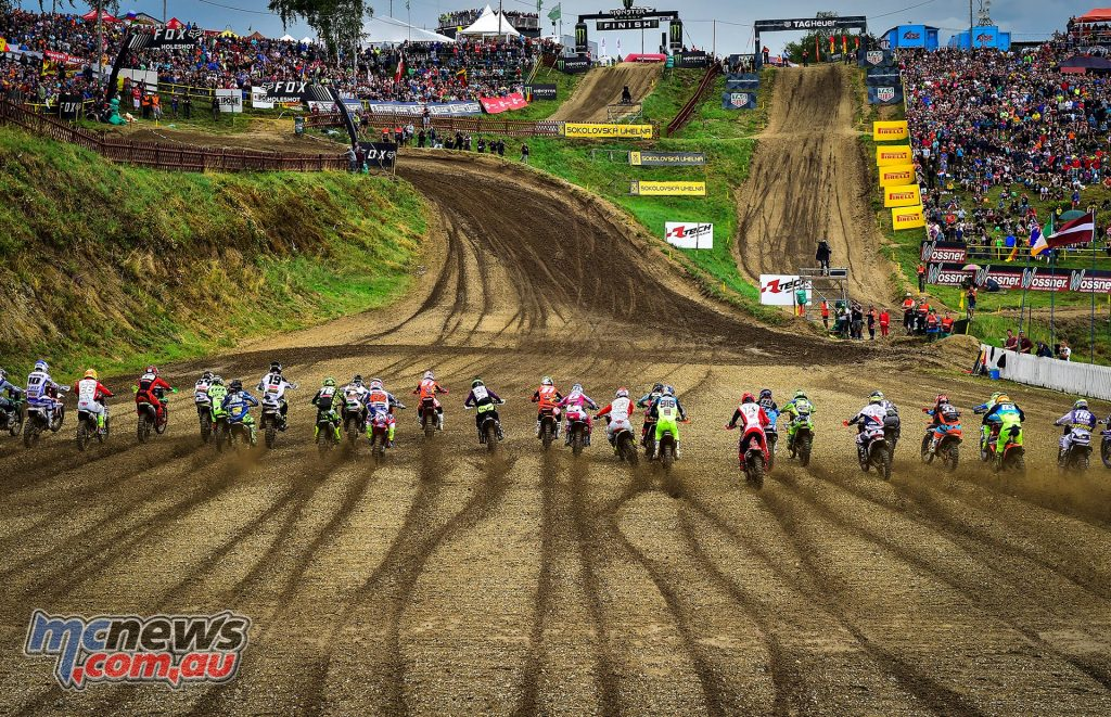 2017 FIM Motocross World Championship - Round 13 - Loket, Czech Republic - MX2