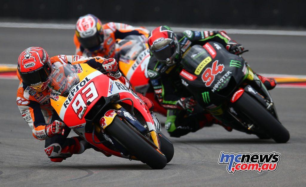 MotoGP Scahsenring 2017 - Image by AJRN