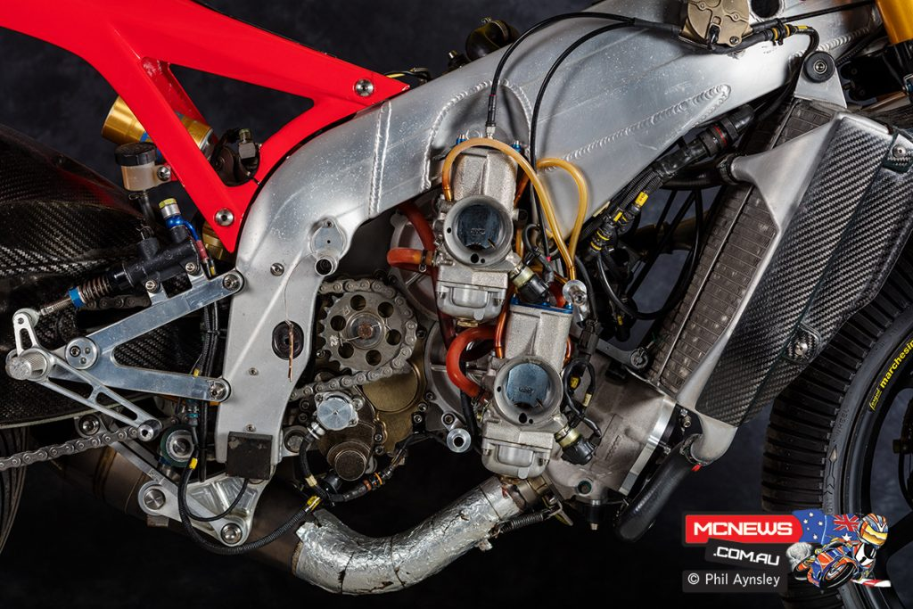 2009 Mike Di Meglio Aprilia RSA 250