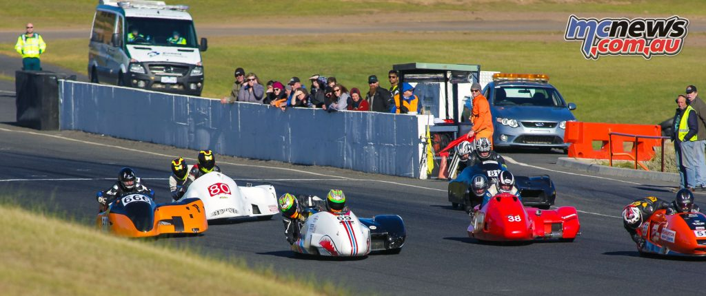 Sidecars has continued to see strong representation