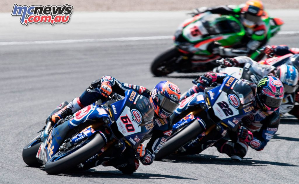 Alex Lowes and Michael van der Mark