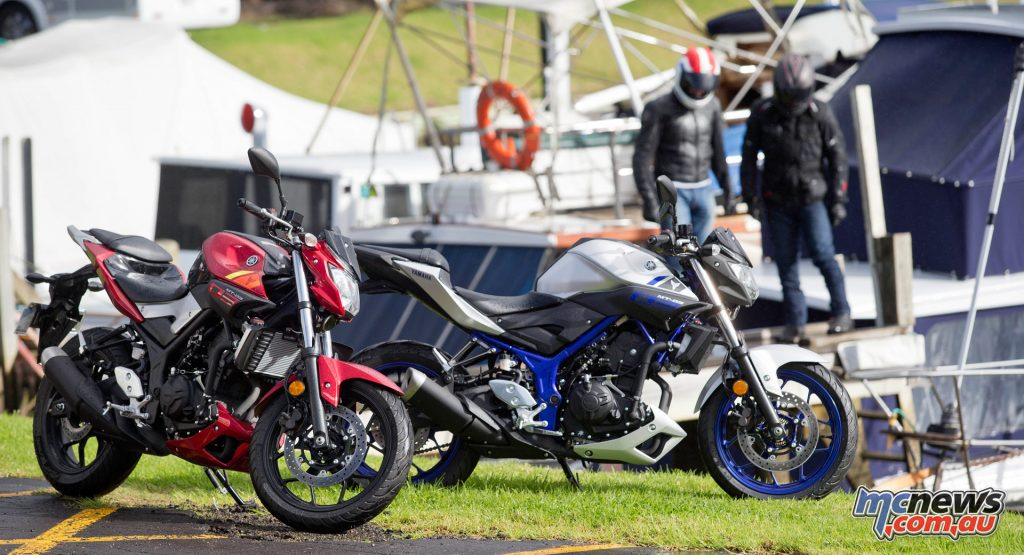 Unless you need to carry a pillion or do really long trips the MT-03 is a great option, even as a long term keeper