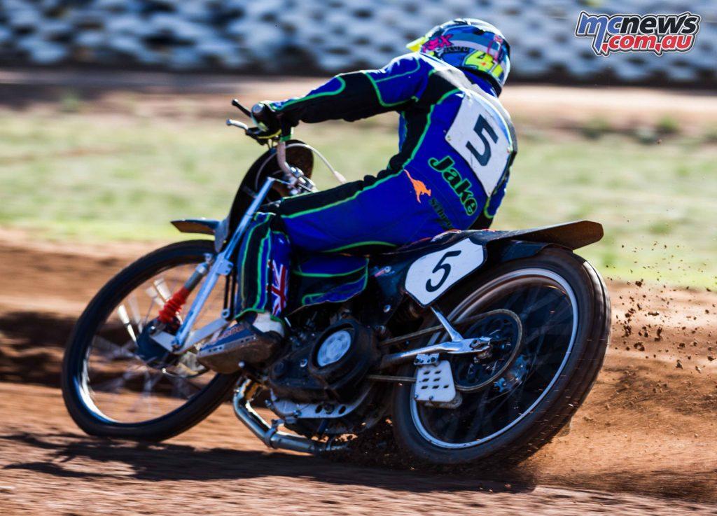 Australian Senior Dirt Track Championship - Jamberoo