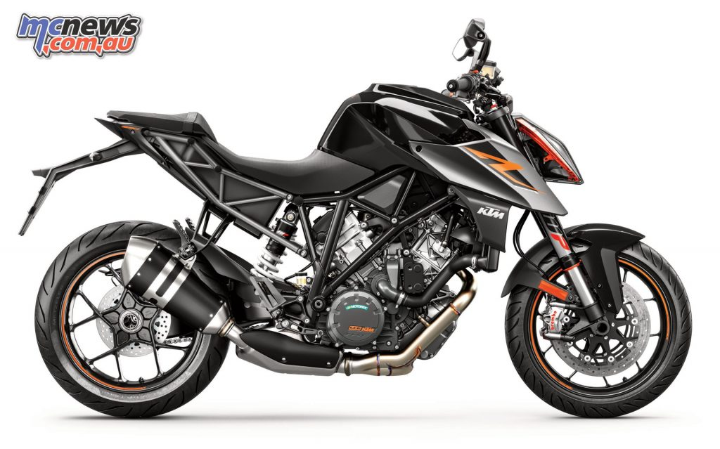 The 1290 Super Duke R is playful and powerful but with an electronics package that can equally match its potential with aid assisting features
