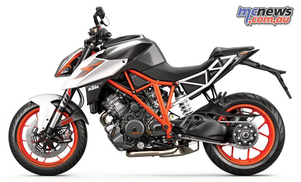 I hope that KTM will make the Powershifter+ standard in the future, offering benefits both on track and the road