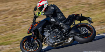 The 2017 KTM 1290 Super Duke R has seen numerous refinements over the original offering from two years ago