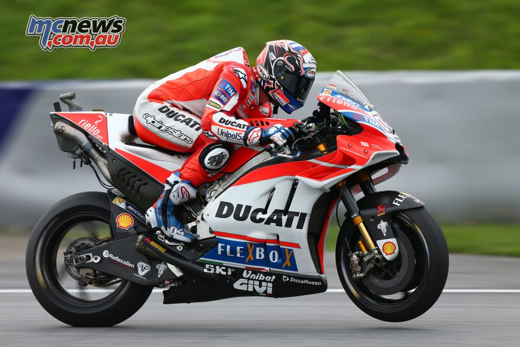 Andrea Dovizioso - Images by AJRN