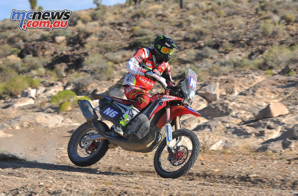 Barreda and Brabec clinch the 2017 Vegas-Reno