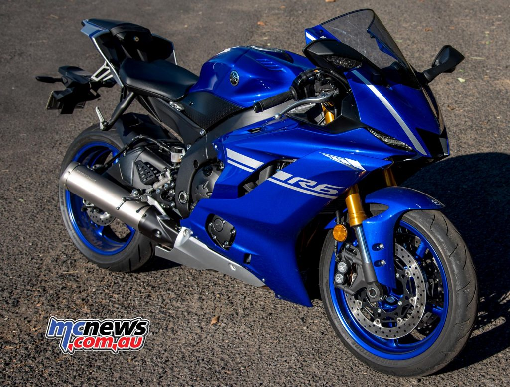 Yamaha YZF-R6 - Image by Half Light