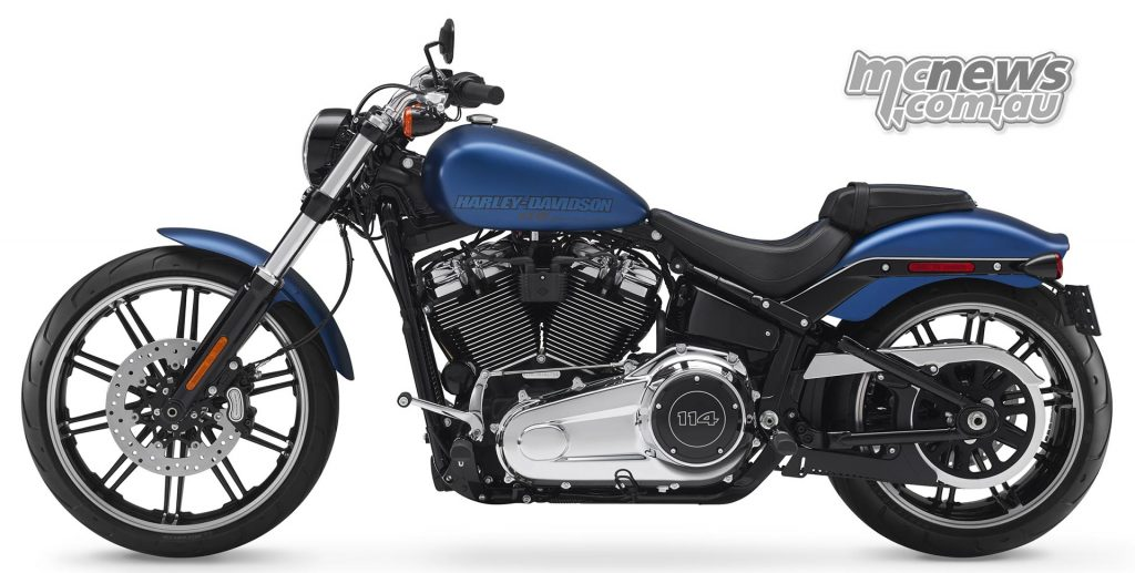 2018 Harley-Davidson Breakout Anniversary 114