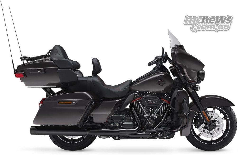 2018 Harley-Davidson 2018 CVO Limited