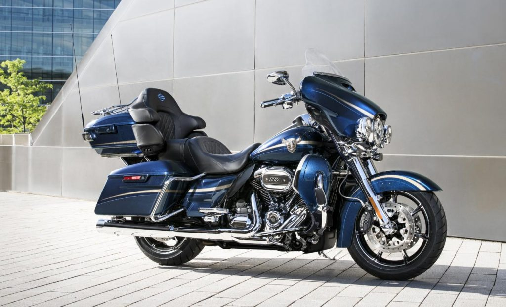 2018 Harley-Davidson 2018 CVO Limited 115th Anniversary Limited Edition