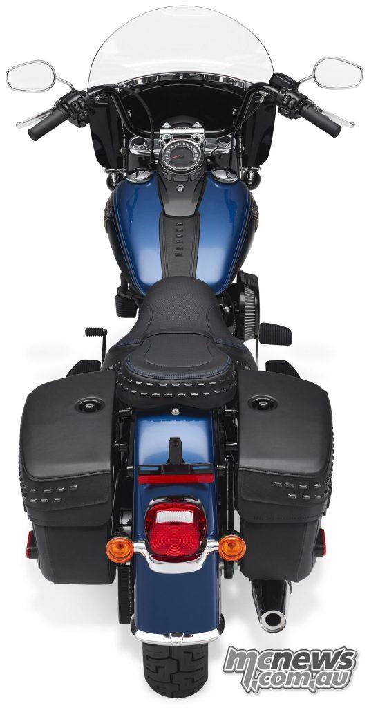 2018 Harley-Davidson Heritage Classic Anniversary 114