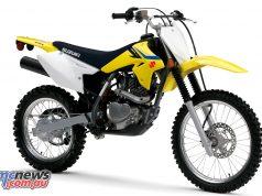 2018 Suzuki DR-Z125L
