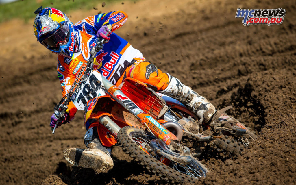 Jeffrey Herlings - Image by Simon Cudby