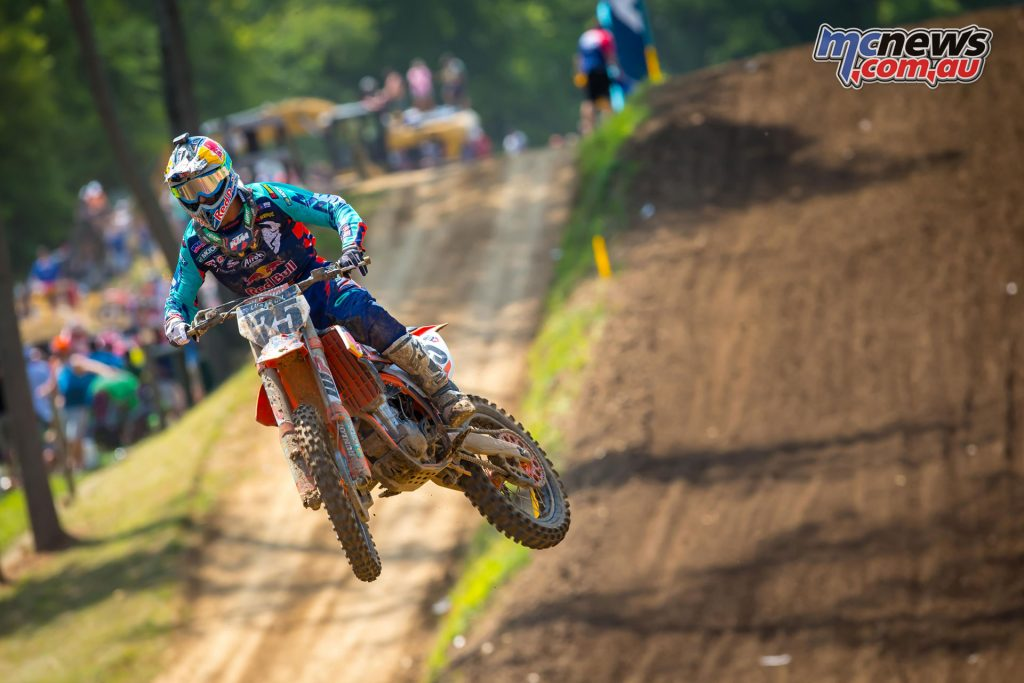 Marvin Musquin - Image by Rich Shepherd