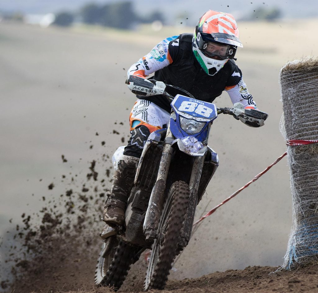Michael Driscoll lifts Enduro Junior Title