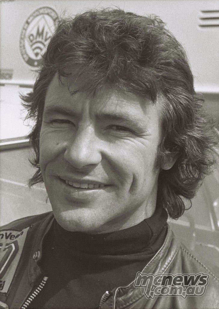 Angel Nieto - 1975 GP50/125 - © FIM Archive/Maurice Büla