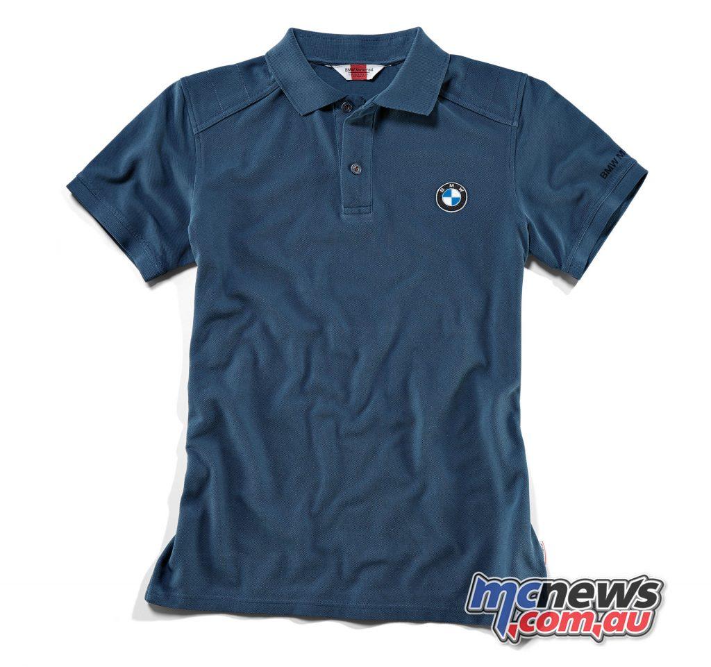 BMW logo polo shirt