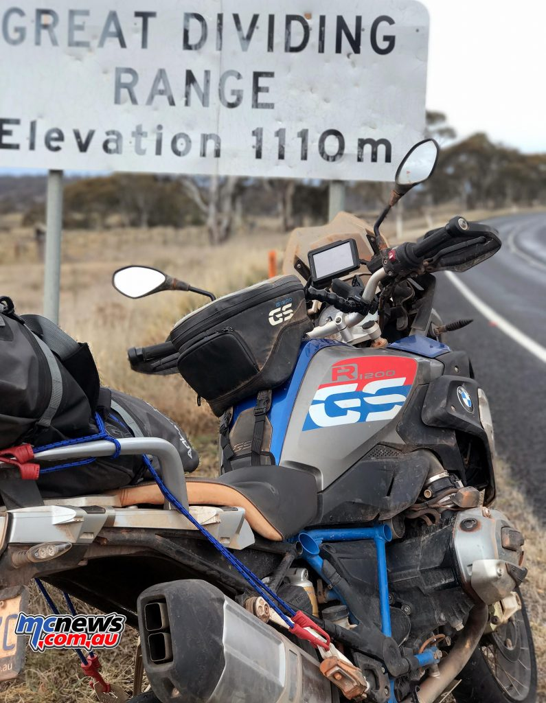 Much of the run from Cooma through to Nimmitabel is over 1000 metres above sea level.