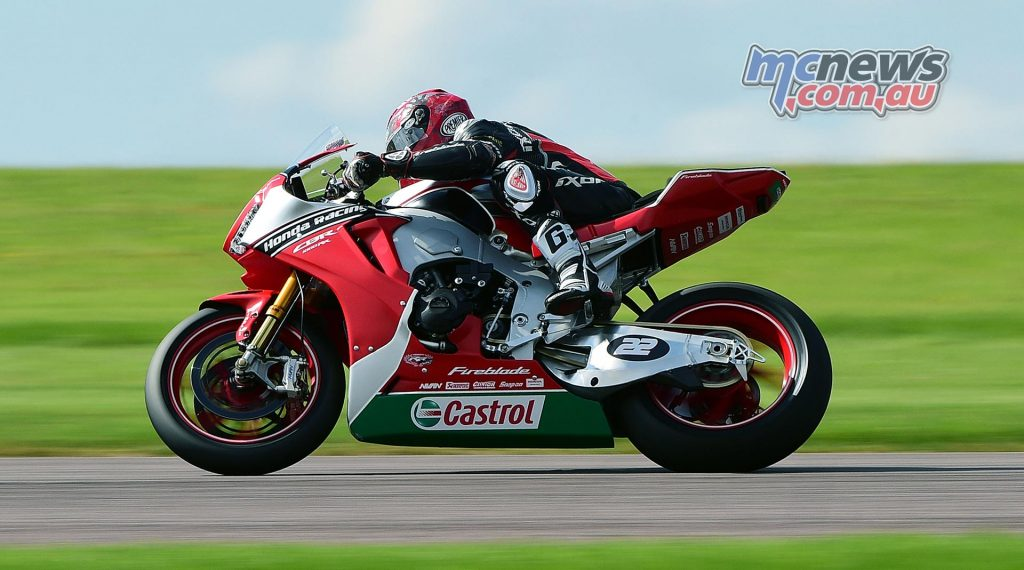 Jason O'Halloran cards 6-5 results and leaves Thruxton joint fifth in the series with Brookes