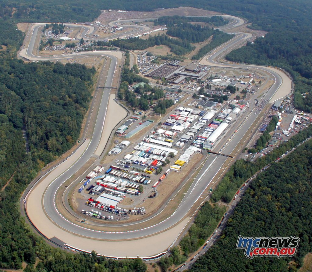 Masaryk Circuit, more commonly known as the Automotodrom Brno