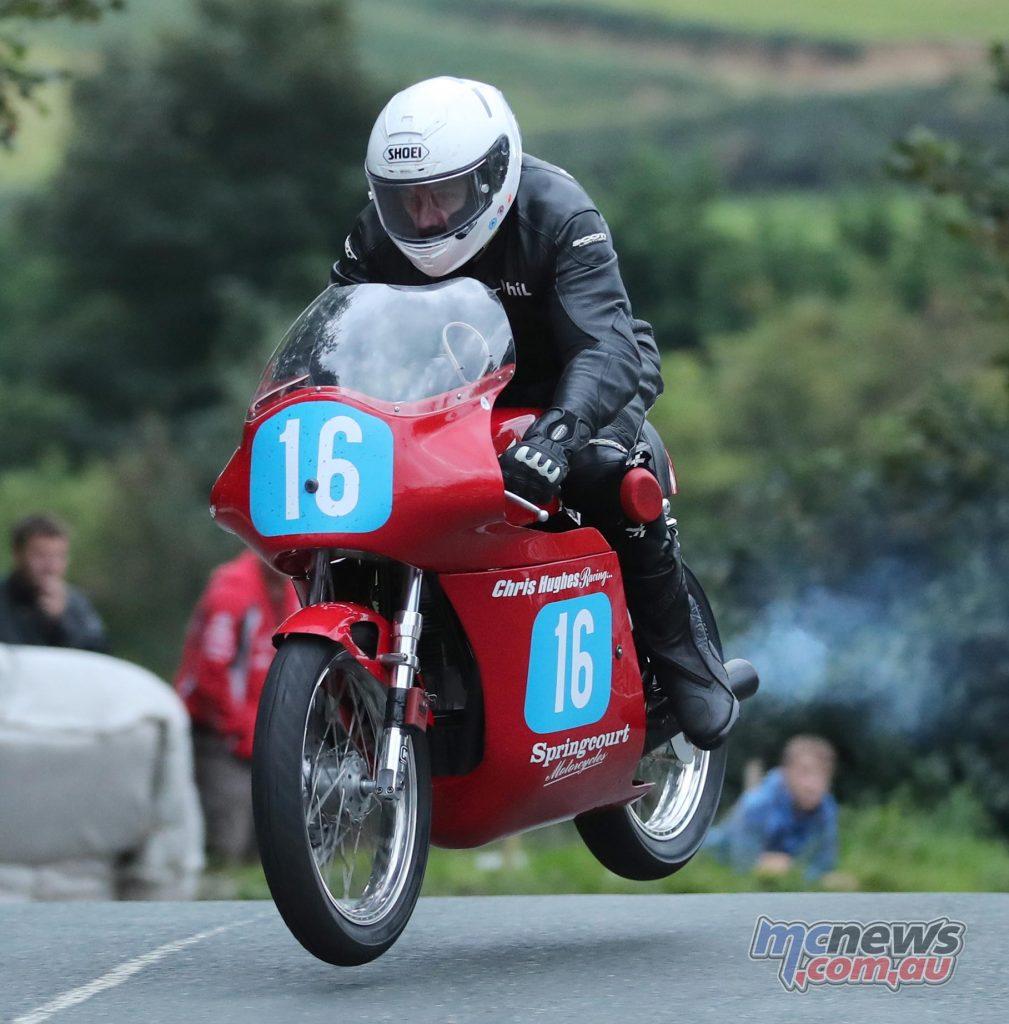 Philip McGurk - 350 Honda