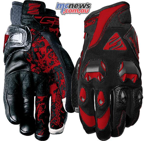 Five Stunt EVO Glove