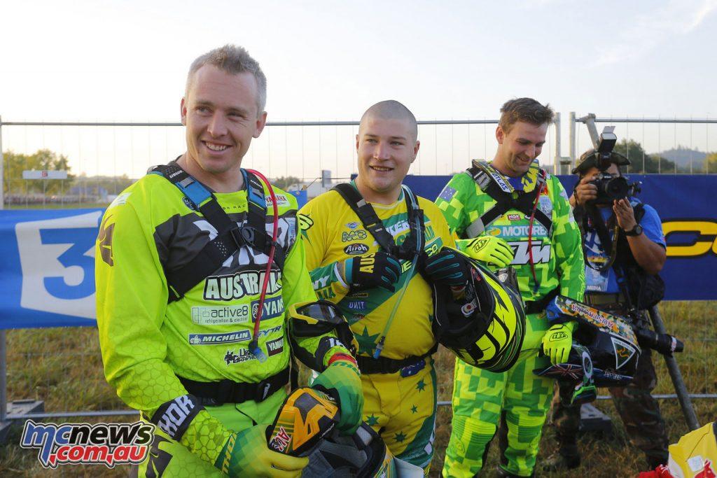Australian World Trophy Team