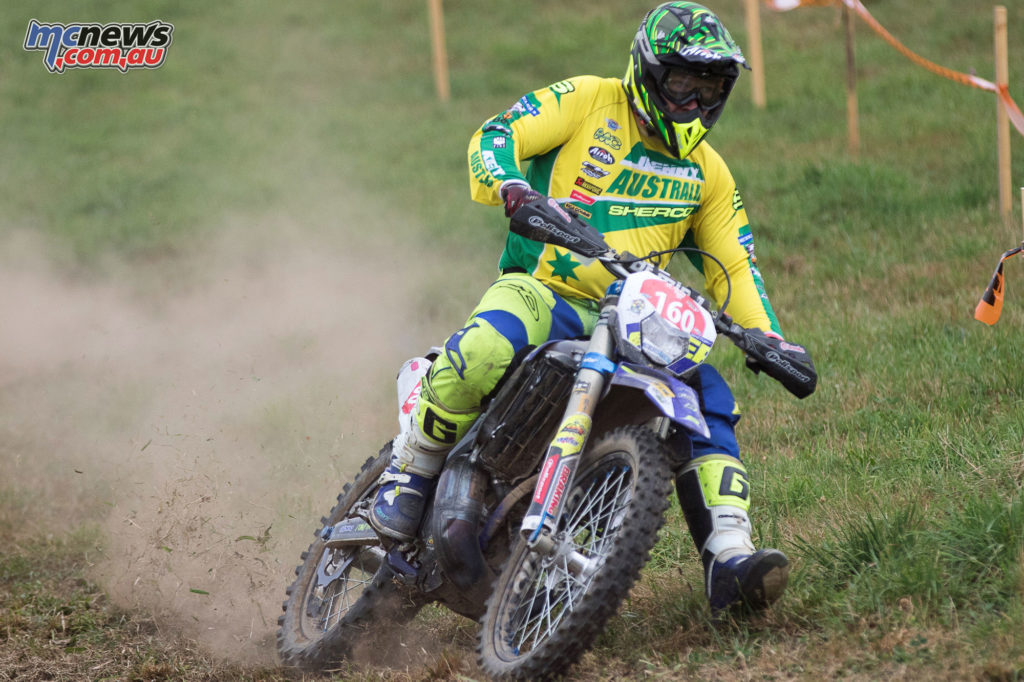 Matthew Phillips to return to EnduroGP