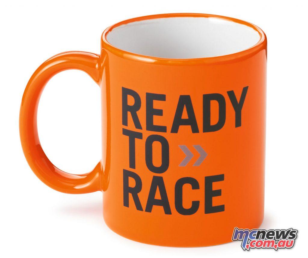 KTM Mug (Orange)