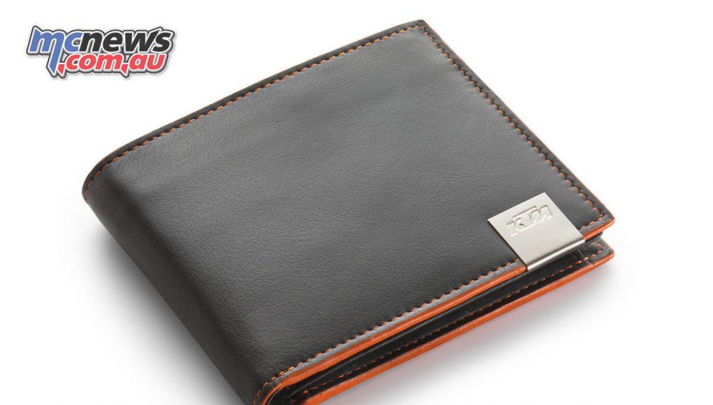 KTM Leather Wallet