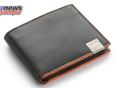 KTM Leather Wallet