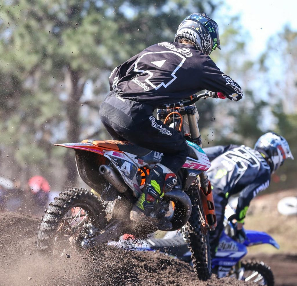 Egan Mastin – Davey Motorsports KTM – 2017 Motul MX2 Champion