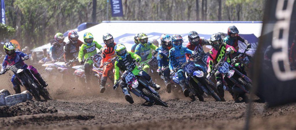 2017 Motul MX2 - MX Nationals Round 10 - Coolum
