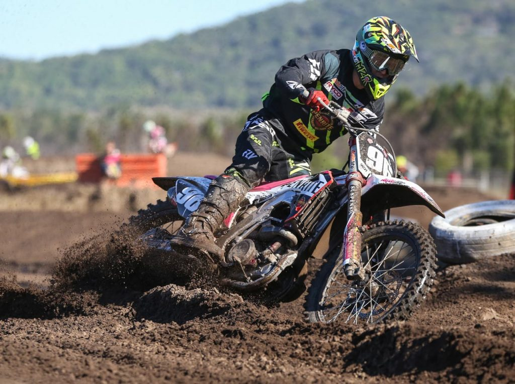 Kyle Webster took qualifying honours at Coolum