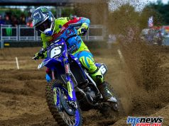 Kemea Yamaha Official MX Team's Benoit Paturel