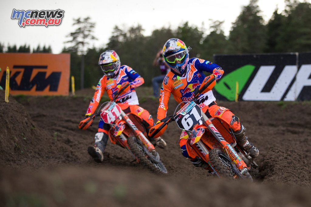 Jorge Prado and Pauls Jonass - Image by Ray Archer