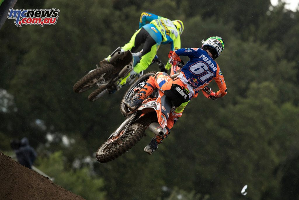 Jorge Prado - Image by Ray Archer