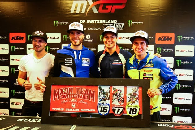 Swiss MXoN Team