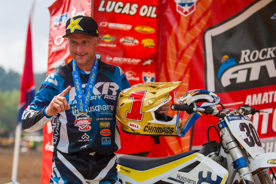 Mike Brown won two classes at Lorettas